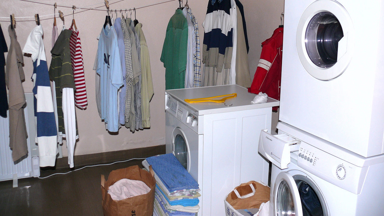 Home service laundry