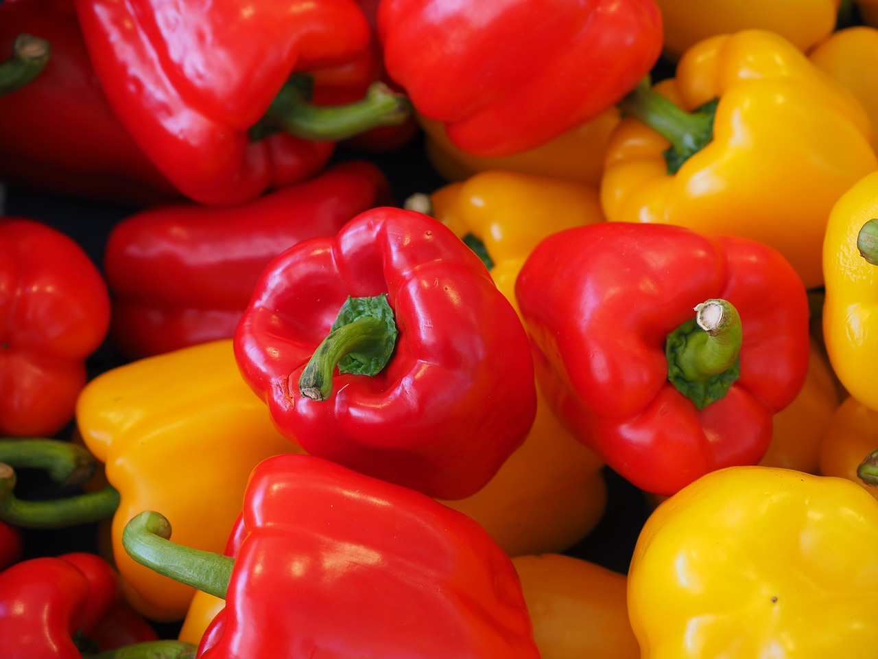 Pepper Tatashe (Red bell peppers)